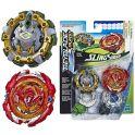 Hasbro Bey Blade E4604 Бейблэйд Игровой набор 2 волчка СлингШок