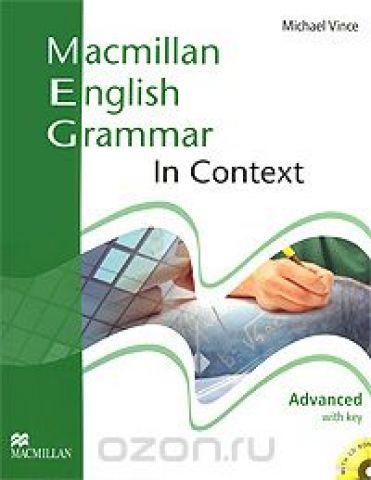 Macmillan English Grammar in Context: Advanced Level: With Key (+ CD-ROM)