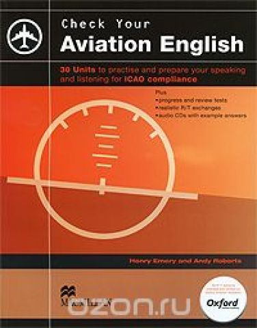 Check Your Aviation English (+ 2 CD-ROM)