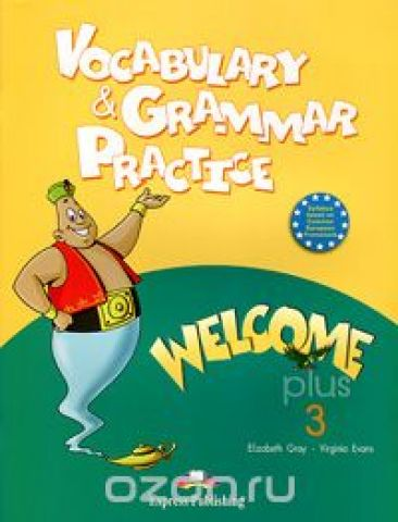 Welcome Plus 3: Vocabulary and Grammar Practice