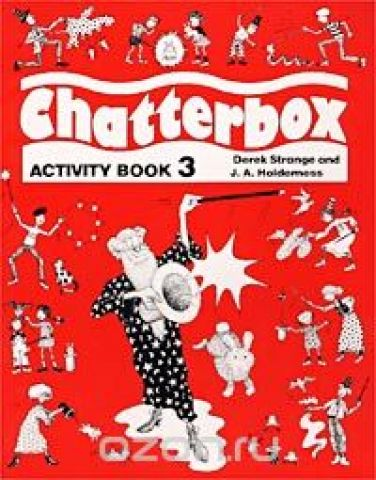 Chatterbox. Activity Book 3