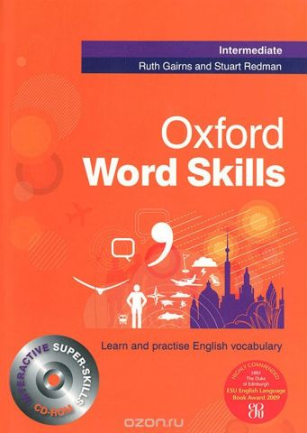 Oxford Word Skills Intermediate (+ CD-ROM)