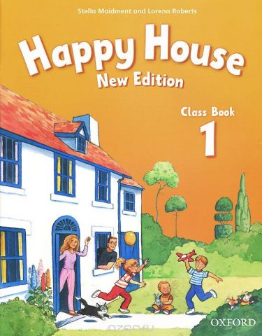 Happy House: Class Book 1