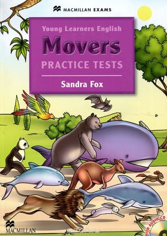 Movers Practice Tests (+ CD-ROM)