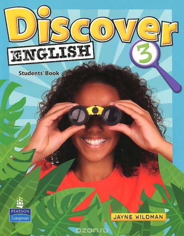 Discover English: Global 3: Student's Book