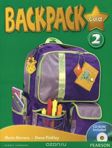 Backpack Gold 2: Student Book (+ CD-ROM)