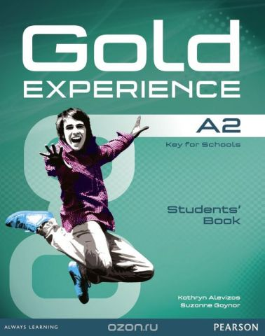 Gold Experience A2: Students' Book (+ DVD-ROM)