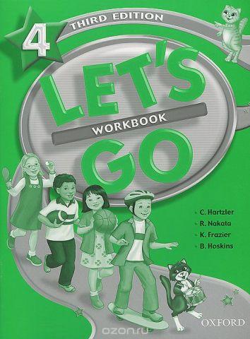 Let's Go 4: Workbook