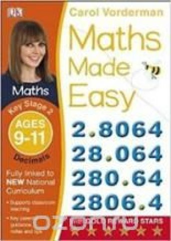 Maths Made Easy: Decimals Ages 9-11 Key Stage 2