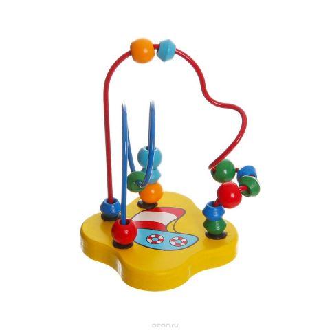"""Развивающая игрушка Bondibon """"Разноцветный лабиринт"""""""