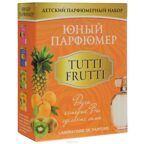 "Набор для создания духов ""Юный парфюмер. Tutti Frutti"""