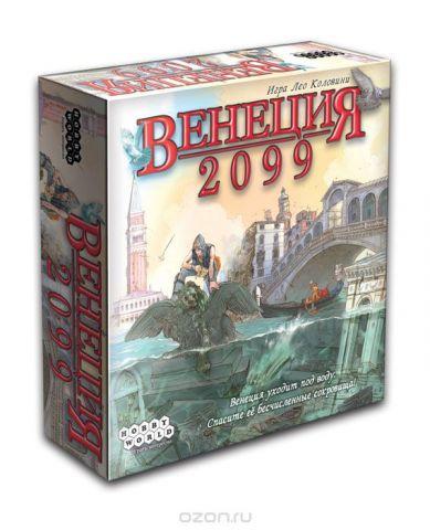 Hobby World Настольная игра Венеция 2099