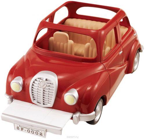 Sylvanian Families Семейный автомобиль цвет красный
