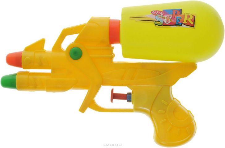 Bebelot Водный пистолет Морской бластер цвет желтый