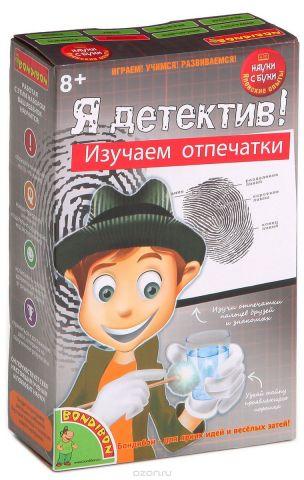 Bondibon Набор для опытов Я детектив