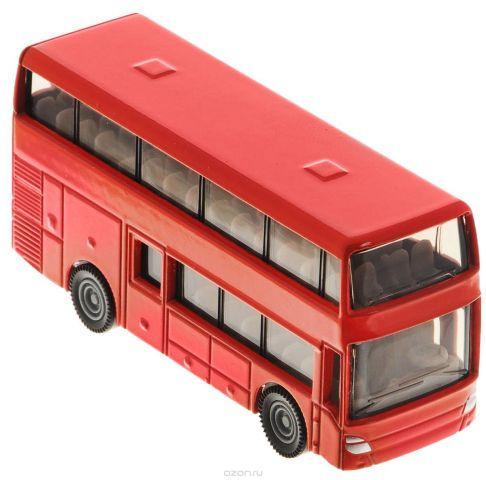Siku Двухэтажный автобус