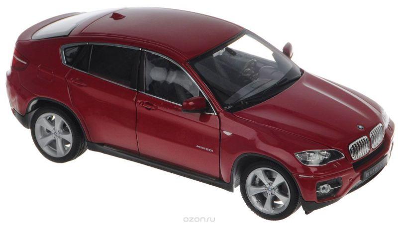 Welly Модель автомобиля BMW X6