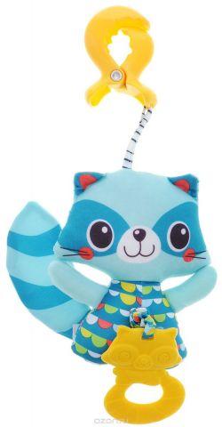 Tiny Love Мягкая игрушка-подвеска Енот