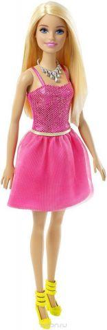 Barbie Кукла Блондинка Сияние моды цвет платья розовый