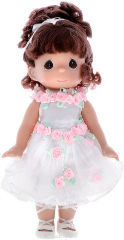 Precious Moments Кукла Танец в сердце брюнетка