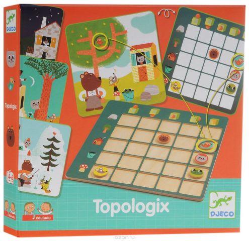 Djeco Обучающая игра Топологик
