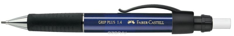 Faber-Castell Карандаш механический Grip Plus цвет корпуса синий 131432