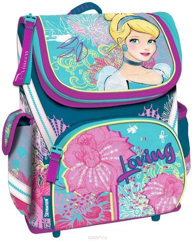 Disney Princess Ранец школьный Loving