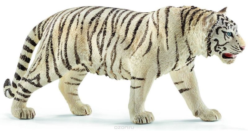 Schleich Фигурка Белый тигр