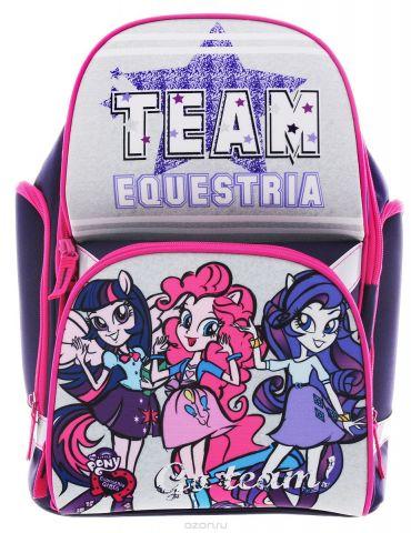 My Little Pony Equestria Girls Рюкзак детский Team Equestria