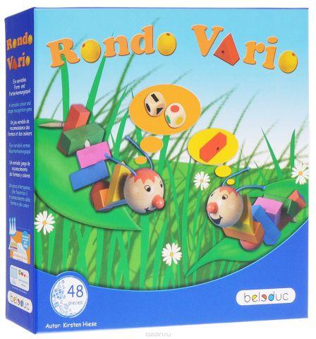 Beleduc Обучающая игра Рондо Варио 22391