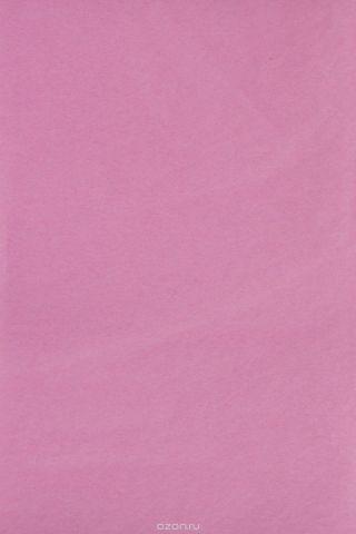 """Бумага тишью """"Hobby and You"""", цвет: розовый, 50 х 70 см, 3 листа"""
