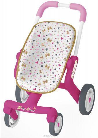 Smoby Транспорт для кукол Коляска Вaby Nurse