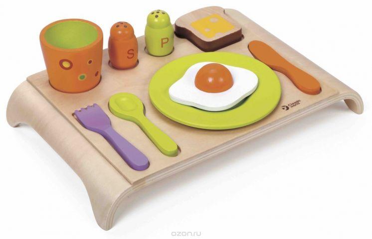 Classic World Развивающая игра Веселый завтрак