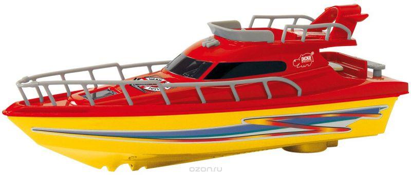 Dickie Toys Яхта Ocean Dream цвет желтый красный