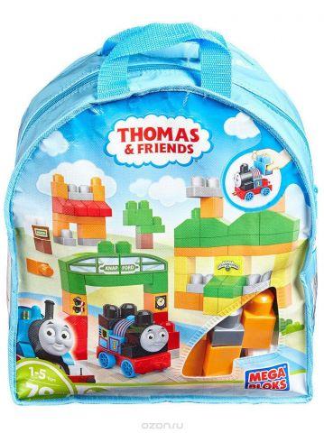 Mega Bloks Thomas & Friends Конструктор Приключения на острове Содор