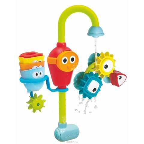 Yookidoo Игрушка-сортер для ванной Волшебный кран