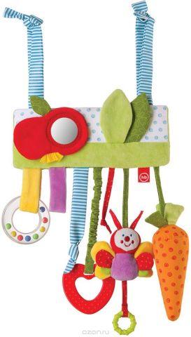 Happy Baby Игрушка-подвеска Jolly Garden