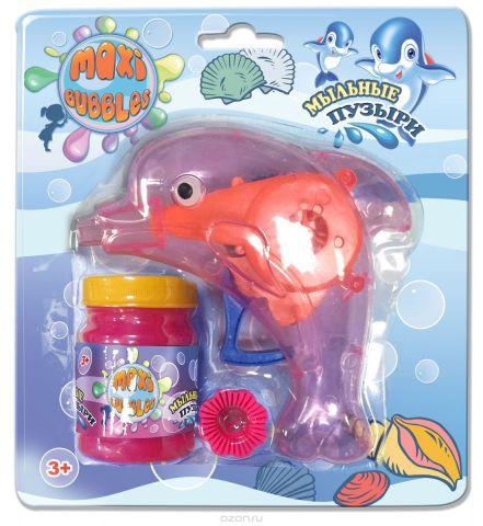 Maxibubbles Мыльные пузыри Рыбка 45 мл