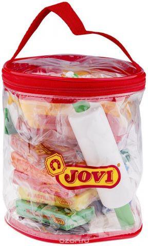 Jovi Пластилин 12 цветов 600 г