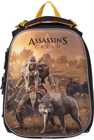 Hatber HD Ранец школьный Ergonomic Assassin's Creed