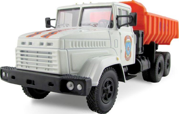 Autotime Модель автомобиля КрАЗ-6510 МЧС