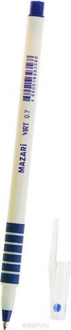 Mazari Ручка шариковая Virt цвет чернил синий