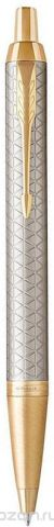 Parker Ручка шариковая IM Premium Warm Silver GT