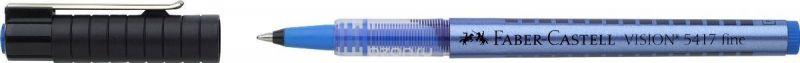 Faber-Castell Ручка-роллер Vision 5417 синяя