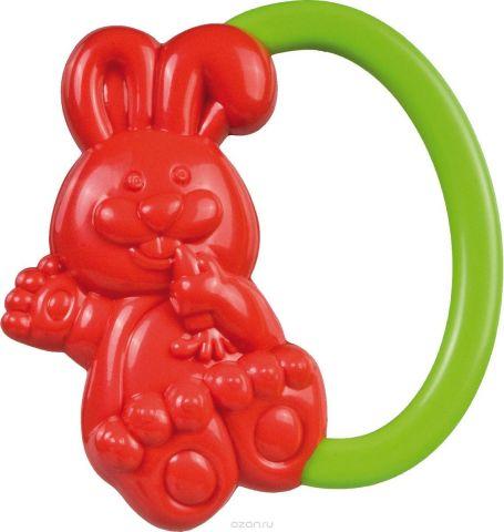 Canpol Babies Погремушка Кролик цвет красный
