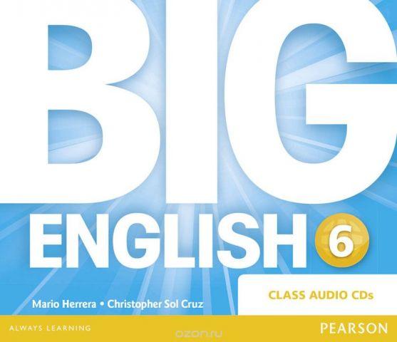 Big English 6 Class Audio