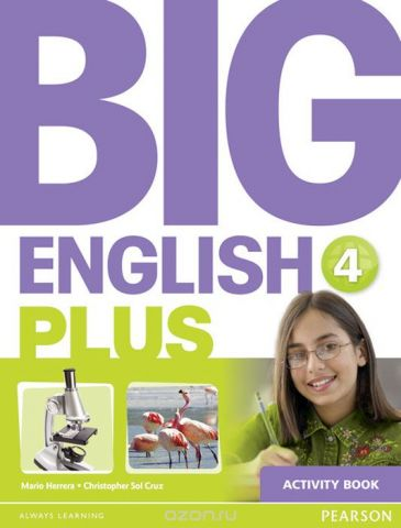 Big English Plus 4 Activity Book