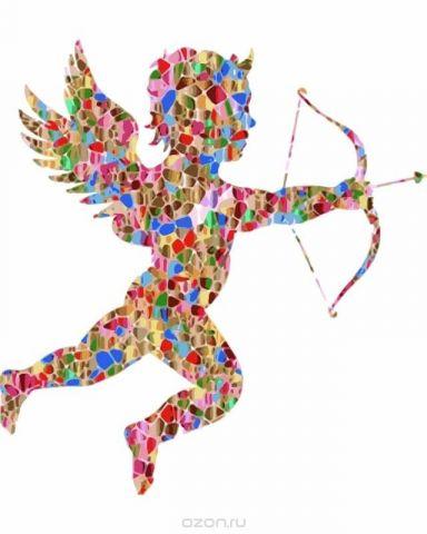 """Набор для рисования по номерам Цветной """"Разноцветный Амур"""", 20 х 30 см"""