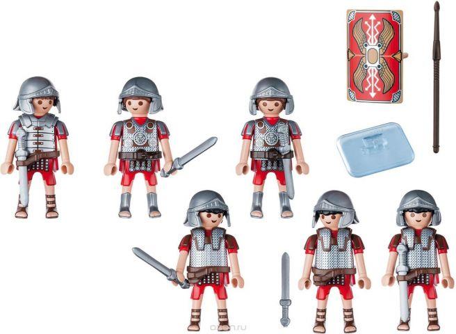 Playmobil Игровой набор Римляне и египтяне Римское войско