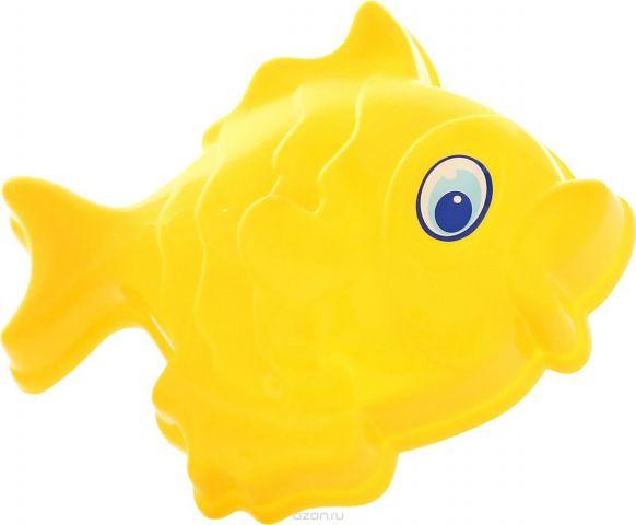 Полесье Игрушка для песочницы Формочка Рыбка большая